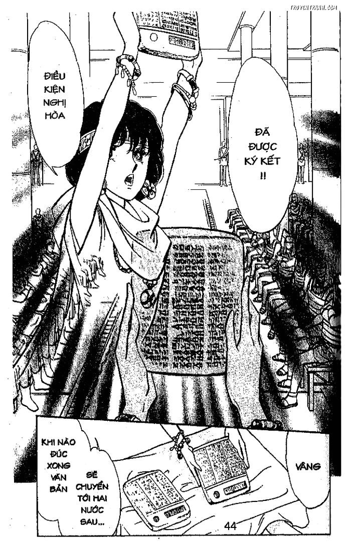 Sora wa Akai Kawa no Hotori - Dòng sông huyền bí Chapter 74 - Trang 39