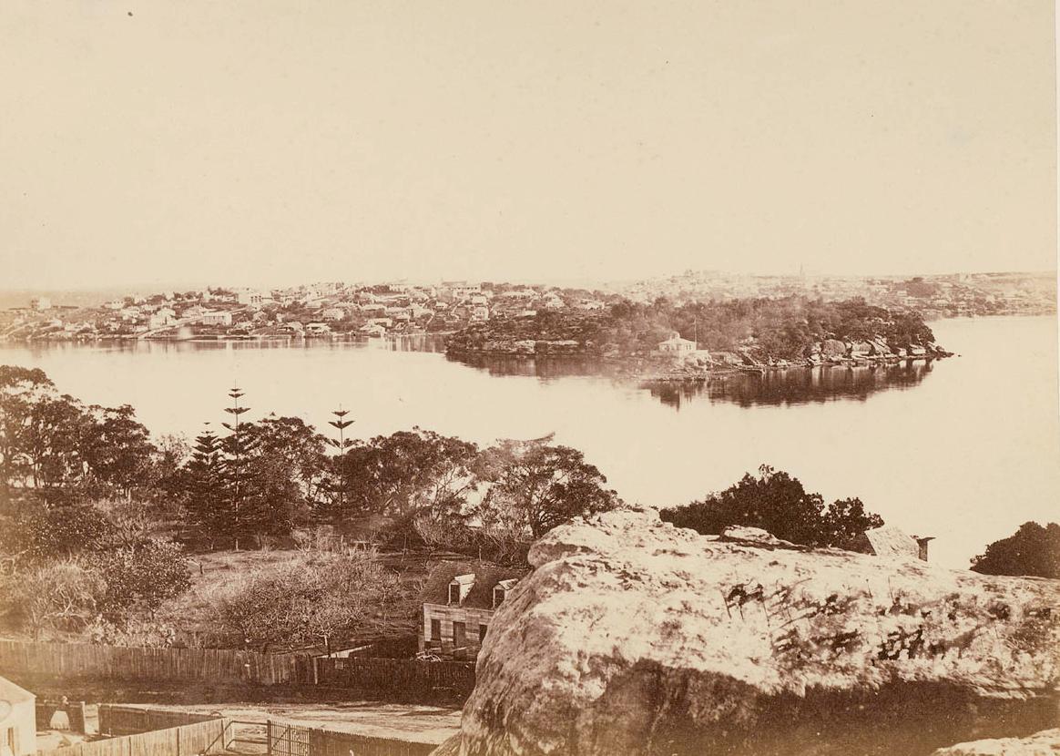 Sydney Eye: Goat Island - The Queen\'s Powder Keg