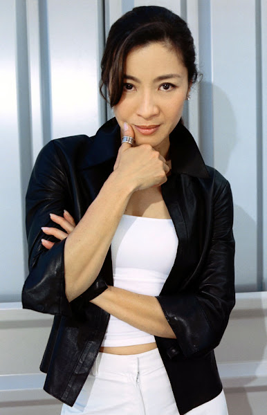 Michelle Yeoh Beautiful Women