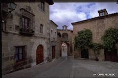 Fotografías de Sigüenza, tomadas por mi estimado amigo de la infancia, Antonio López Negrdo