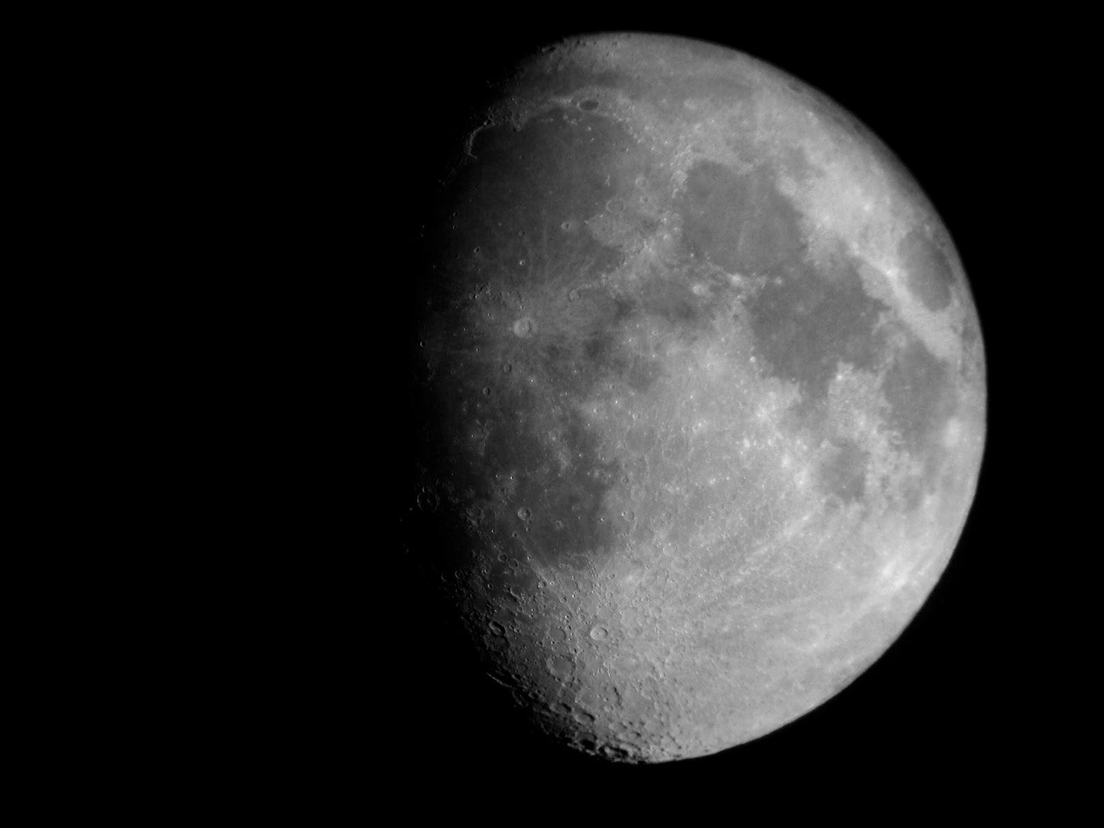 Com las fases de la luna seg n la disposici n de la luna for Cuarto menguante de la luna