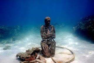 Keindahan Musium Bawah Laut