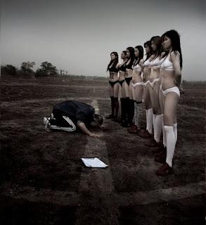 wanita sepak bola, dari negerinya miyabi