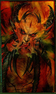 Nama-Nama Iblis Dari Seluruh Dunia