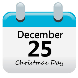 December 24: Christmas Day