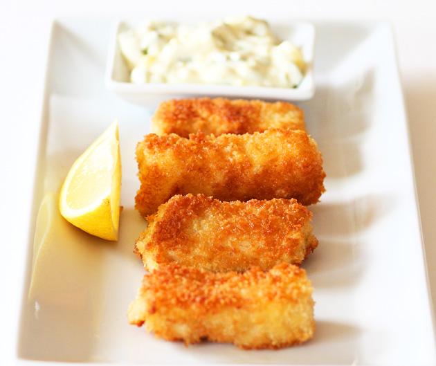 The laurasauras 39 s cookbook blogula panko fried fish for Panko fried fish