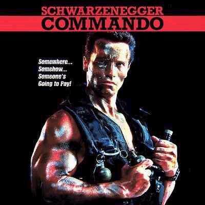 commando(1985) Movie Wallpaper[ilovemediafire.blogspot.com]