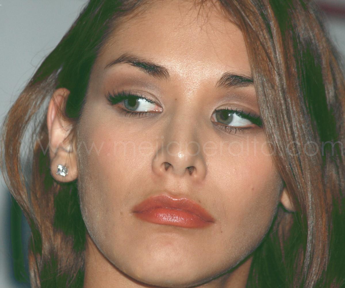 Dayana Mendoza Face