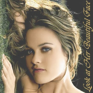 Alicia Silverstone Typical Facial Beauty