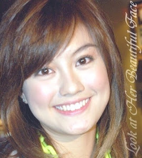 Agnes Monica Beautiful Face