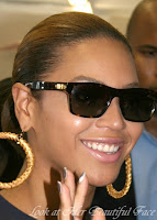 Beyoncé Knowles Beautiful Face