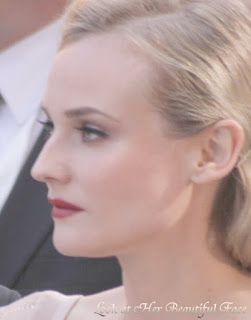 Look At Diane Kruger Beautiful Face