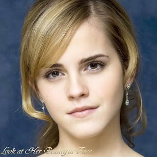 Emma Watson Beautiful Face