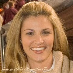 Erin Andrews Beautiful Face