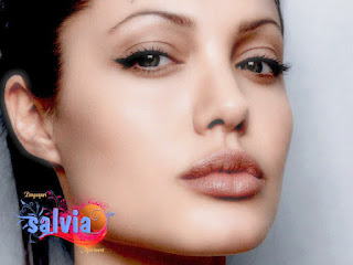 Angelina Jolie Beautiful Face