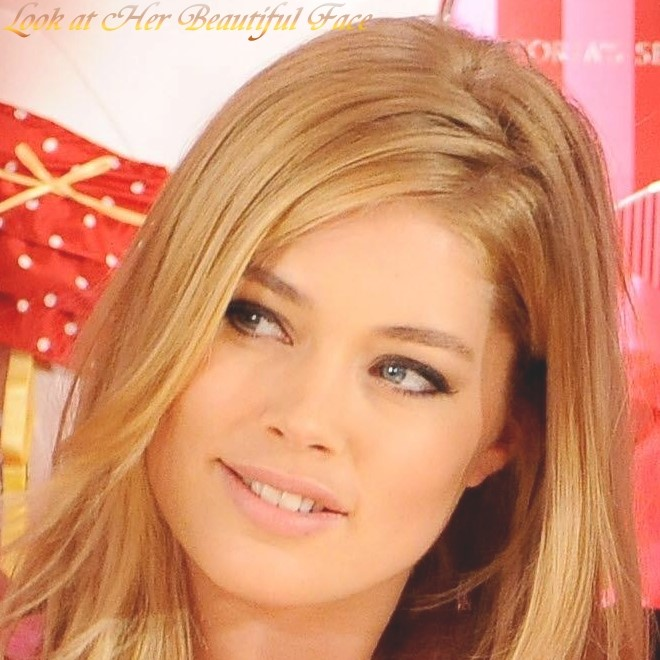Doutzen Kroes Nose The gallery for -->...