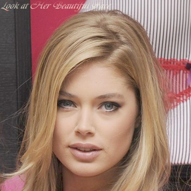 Doutzen Kroes Nose Look At Her Beautiful ...