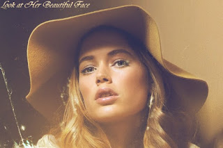 Doutzen Kroes Beautiful Face