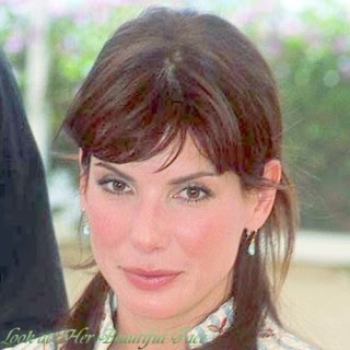 Sandra Bullock Beautiful Face