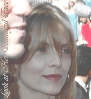 Michelle Pfeiffer Beautiful Face
