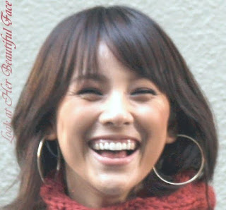Lee Hyori Beautiful Face, Wonderful Smile