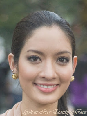 Taksaorn Paksukcharoen Beautiful Face
