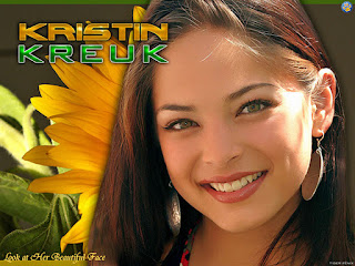 Kristin Kreuk Beautiful Face