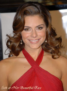 Maria Menounos Beautiful Face