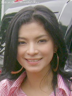 Look At Angel Locsin Beautiful Face