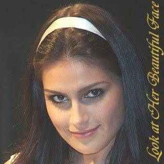 Natália Guimarães Beautiful Face, Cute Facial Look