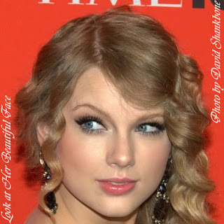 Taylor Swift Beautiful Face