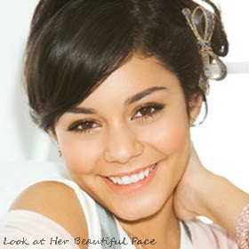 Vanessa Hudgens and Her Cute Face