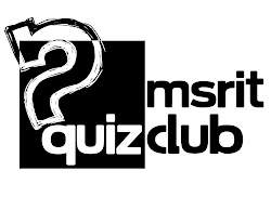 MSRIT Quiz Club!