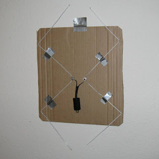 Homemade Digital TV Antenna Plans