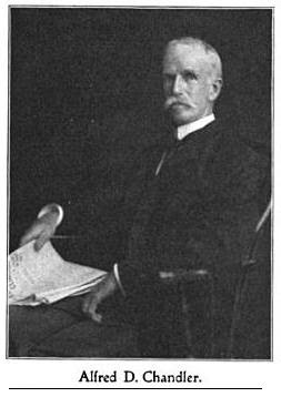 Alfred D. Chandler