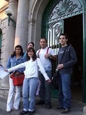 "Escuela Normal ""Victoriano E. Montes"" 120º aniversario"