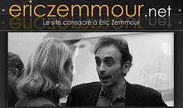 Un tout nouveau site consacré à Eric Zemmour