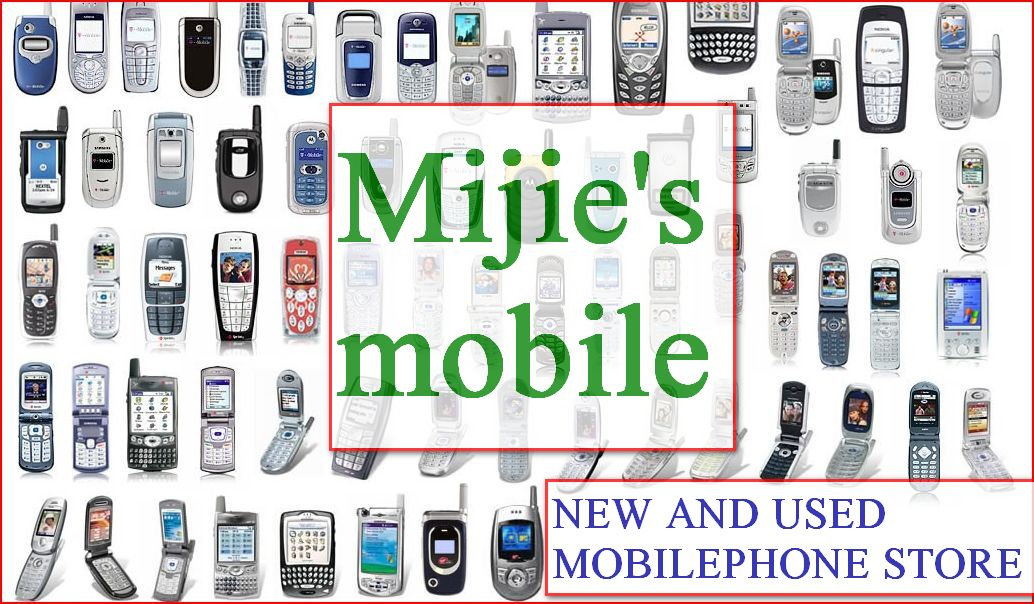 MIJIE&#39;S MOBILE