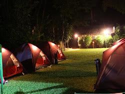 Tenda Di Malam Hari