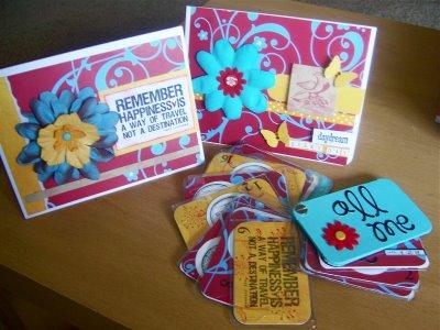 [bonnie+rose+big+cards++mini+album]