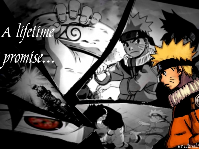 naruto wallpaper 2011. Naruto Wallpaper 476 -a life