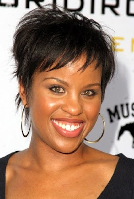 black short hair cuts styles for women