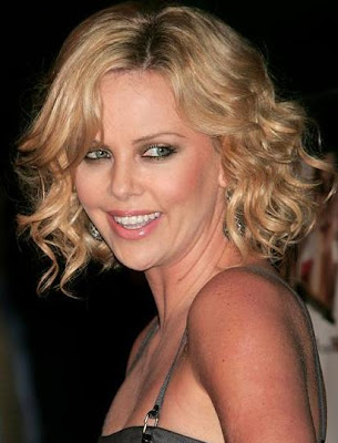 medium length celeb hairstyles. medium length curly hairstyles