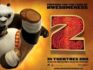 Kung Fu Panda 2 Super Bowl Commercial