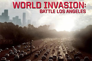 Battle Los Angeles new hollywood movie wallpaper