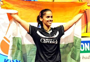 Saina - Eyes World No. 1 spot