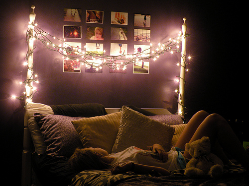 brown eyes fairy lights. Black Bedroom Furniture Sets. Home Design Ideas