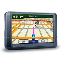Garmin nüvi 255W GPS