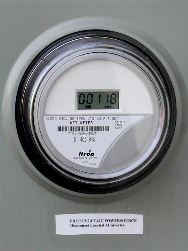 Itron Electric Meters : Granite viewpoint november