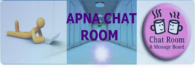 APNA CHAT ROOM